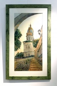 akvarelniy_kiev_lavra